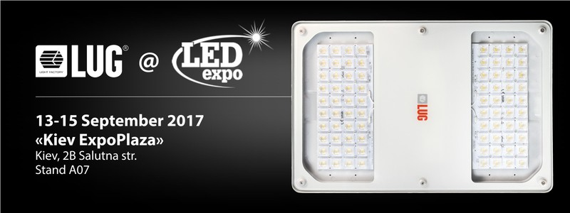 LUG @ LED Expo Ukraine 2017